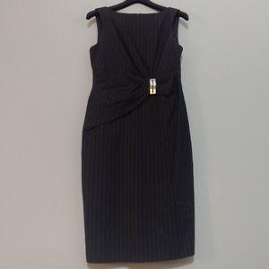 Jones Wear, Charcoal Dress, Sz 8